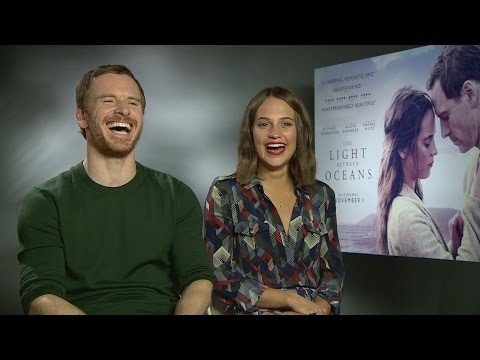 The Light Between Oceans: Michael Fassbender explains getting into character with Alicia Vikander