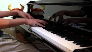 """楽譜は、ヤマハの""""ピアノミニアルバム「思い出のマーニー」"""" のものを使いました。最後の曲の山はもっと盛り上げてもよか ったかも、相変わ..."""