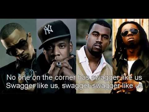 Swagger Like Us - T.I. FT. Kanye West, Jay-Z, and Lil Wayne HQ