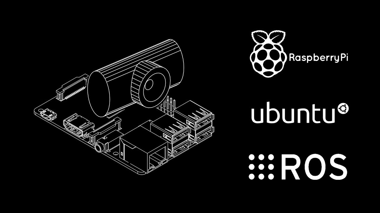 How to use USB camera with ROS on Raspberry Pi - image_view and web  streaming