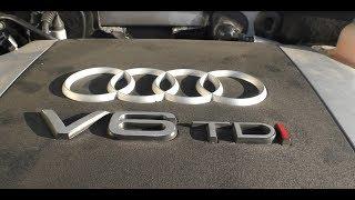 Затестили Audi Allroad Quattro в хорошем состоянии. Редкость.