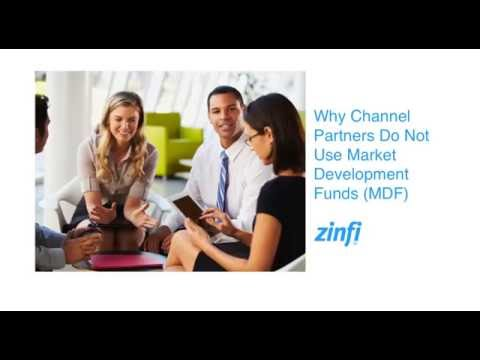 Why Channel Partners Do Not Use Market Development Funds (MD