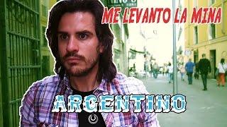 CUANDO IMITAN EL ACENTO ARGENTINO | Joaquin Castellano