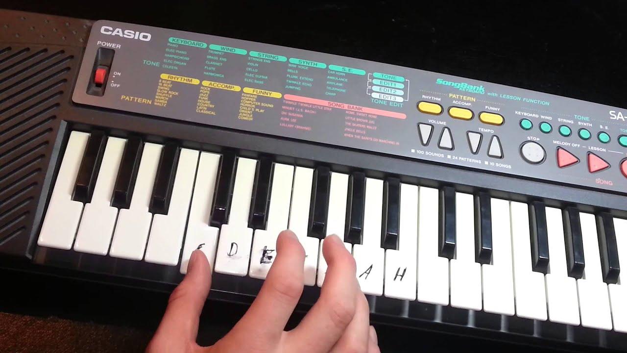 keyboard spiele