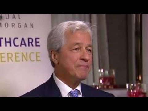 JPMorgan's Jamie Dimon: I'm really not worried about the tight credit market