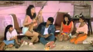 Hindi Thriller movie - Aaj Ke Angaarey - Hemant Birje, Raja Duggal & Rohini Hattangadi - 9/13