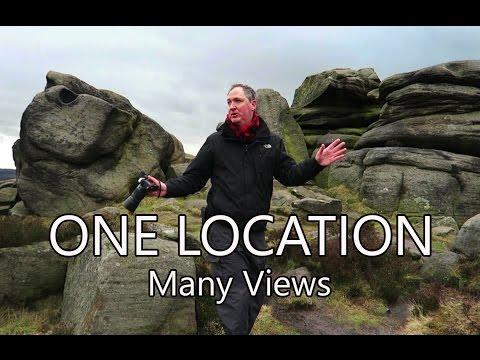 One Location - Many Views | Peak District