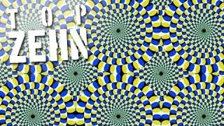 10 unglaubliche optische Täuschungen!