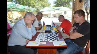 Kranevo 2017. World Draughts Disabilities Championship. August 27-28, 2017