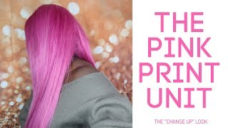 The PINK print- How this was made?