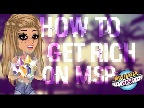 HOW TO GET A LOT OF STARCOINS ON MSP!!