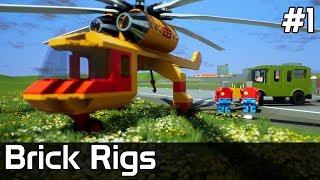 Brick Rigs PL [#1] NOWY LEPSZY Scrap Mechanic /z Plaga