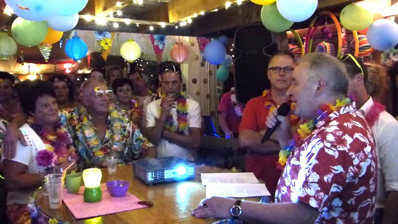 levensloop 25 jaar getrouwd Herman zingt een lied   Tonny en Hedwig 25 jaar getrouwd   YouTube levensloop 25 jaar getrouwd