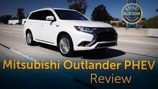 2019 Mitsubishi Outlander PHEV  - Review & Road Test