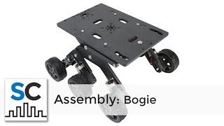 Bogie Assembly Instructions