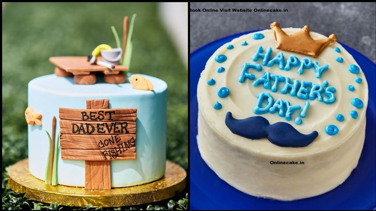 Amazing Fathers Day Cake Ideas Cake Decorating Hacks For Father S Day Speacial Cakes For Your Dad Youtube