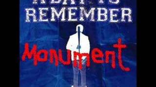 A DAY TO REMEMBER - Monument
