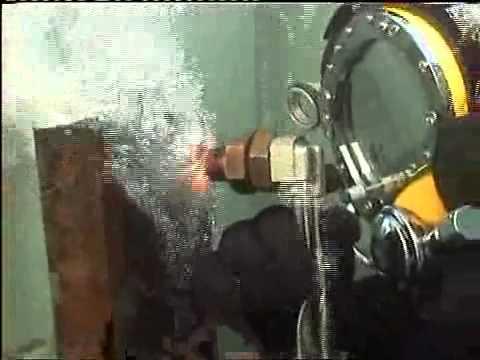 PVL Underwater Cuttingtorches