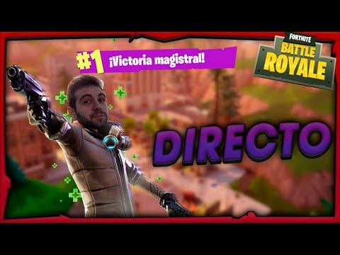 🔴 NUEVA SKIN - FORTNITE CON ALEXBY