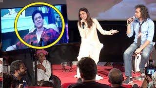 Video Shahrukh Khan's LIVE Chat With Anushkha Sharma At Jab Harry Met Sejal Trailer Launch Full Video HD download MP3, 3GP, MP4, WEBM, AVI, FLV April 2018