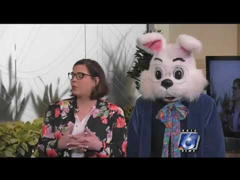 Easter Bunny activities continue at La Palmera Mall