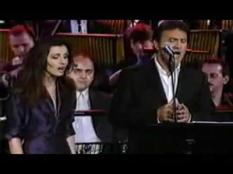 Emma Shapplin   George Dalaras - Spente le Stelle (live)