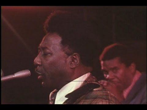 Muddy Waters - Mannish Boy - 1971 Oregon