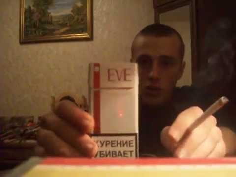 Обзор сигарет EVE Premium Slims.