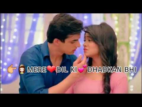 pal-pal-dil-ke-pass-|-naira-and-kartik-love-|-lyrics-viral-whatsapp-status-new-video-song-2018