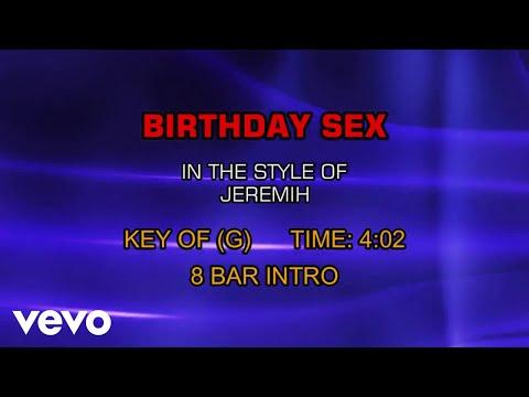 Jeremih - Birthday Sex (Karaoke)