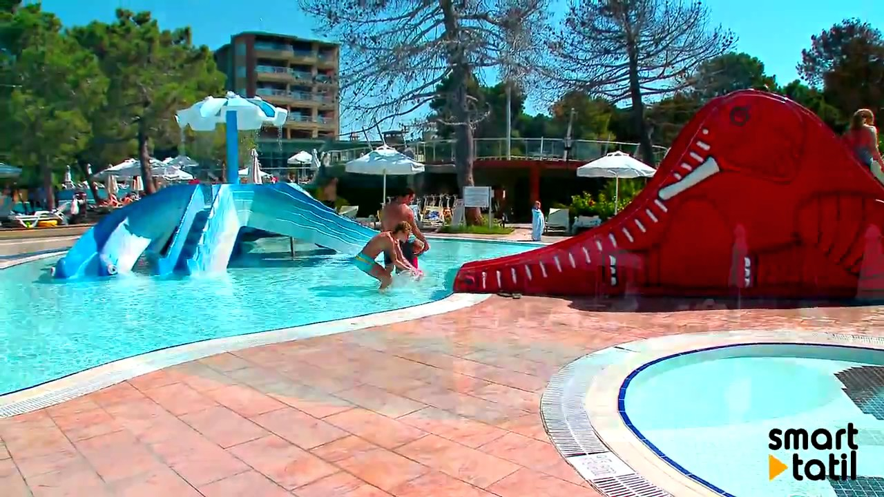Sueno Hotels Beach Side Youtube