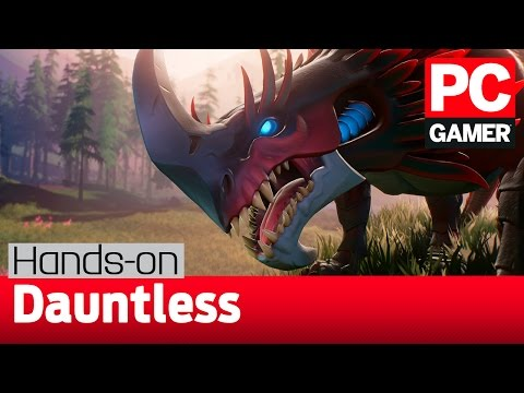 A Monster Hunter Competitor? Dauntless – PC Bushi