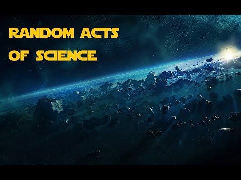 Random Acts of Science Episode 1: Dark Matters