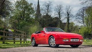 1991 Porsche 944 Turbo Cabriolet for auction at The May Sale 2017