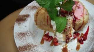 Deep Fried Ice Cream aka Tempura Ice Cream Recipe - How To Make Sushi Series