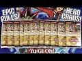 The BEST Yu-Gi-Oh! GX Cards in One Set! | Opening 12 Yugioh Ra Yellow Mega Packs!
