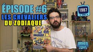 ArkeoToys 6 Les Secrets des Chevaliers du Zodiaque / Saint Seiya Vintage! (Bandai 1987)