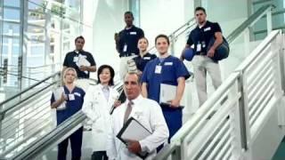 Comcast Sports Medicine Commercial