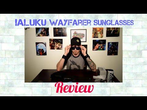 ialuku-wayfarer-sunglasses-polarized-women-men-mirrored-uv400-full-frame-black/blue-review