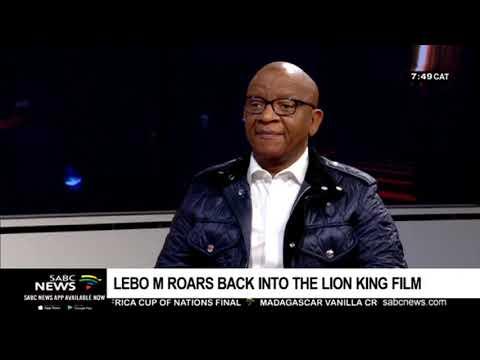 SA&39;s Lebo M collaborates with Beyoncé in &39;Lion King&39; film