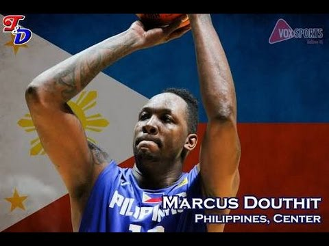 Marcus Douthit Gilas Pilipinas Highlights