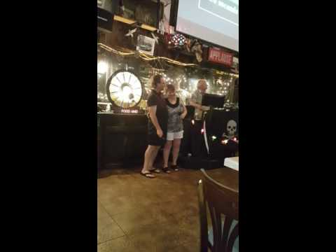 Beatlechick and Hardware Guy - Karaoke