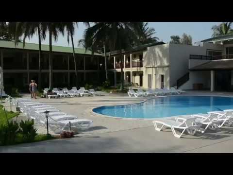 video,hotel Sunset Beach, Kotu, Gambia TUI