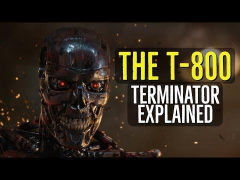 The T-800 (TERMINATOR Explained)