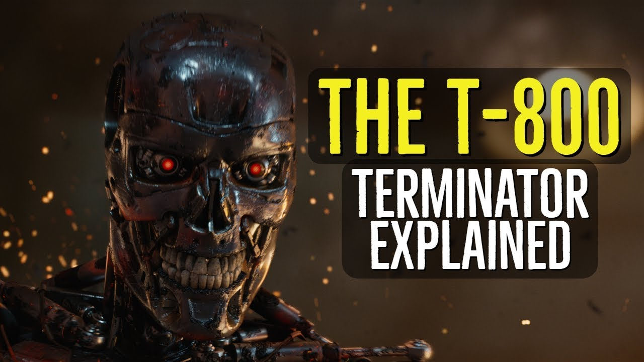 Download The T-800 (TERMINATOR Explained)