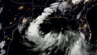 Tropical Storm Barry expected to become hurricane