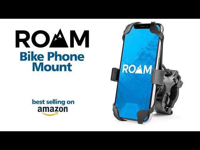 Bike Phone Mount (2019) 🔥 ✅