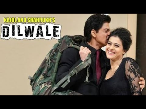 Dilwale | Super- fun video | Shah Rukh Khan & Kajol