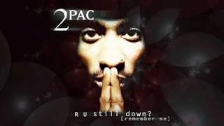 2Pac ft. Saad Instrumental - My Block Remix