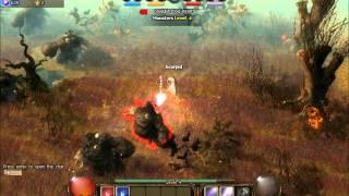Drakensang Online Gameplay [1080p]